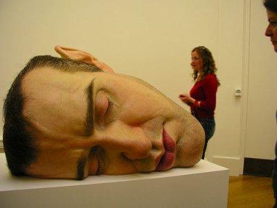sculpture realiste