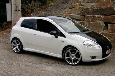 Blog de punto blanco ma punto blanco for Fiat punto 1 interieur