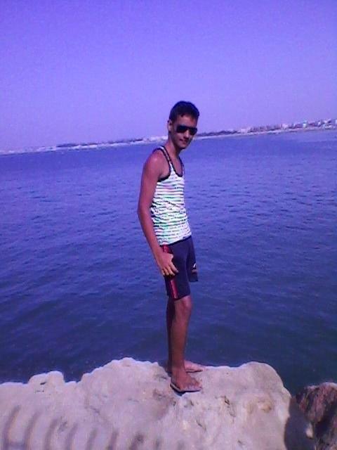la playaa