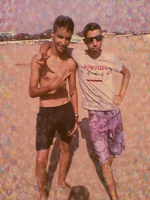 la playa encoure avec mes amis mtn