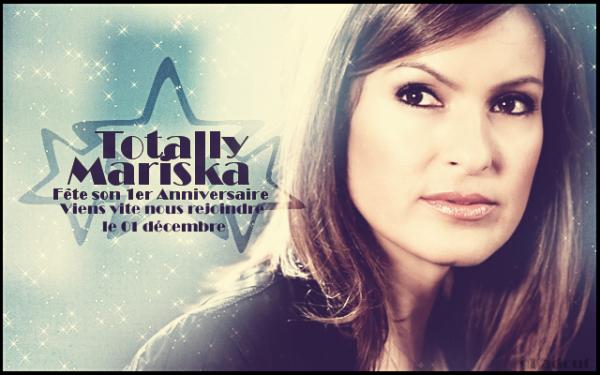 Totally Mariska 1 an déjà !