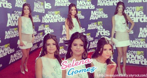 présentation du blog et profil de Selena Gomez