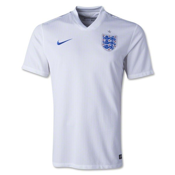 huge selection of be461 6bc64 Thai Version England 2014 World Cup Home Soccer Jersey ...