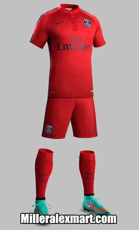 2a7b928864c Paris Saint-Germain 2014-15 Third Jersey - cheap soccer jerseys ...