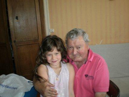 mon papa avec ma fille
