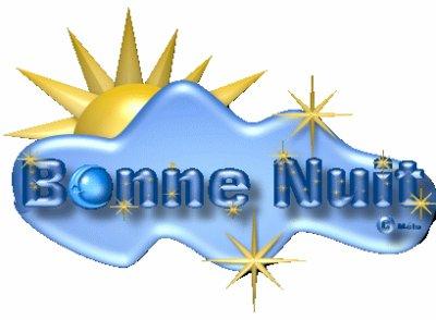 Belle nuit étoilée...