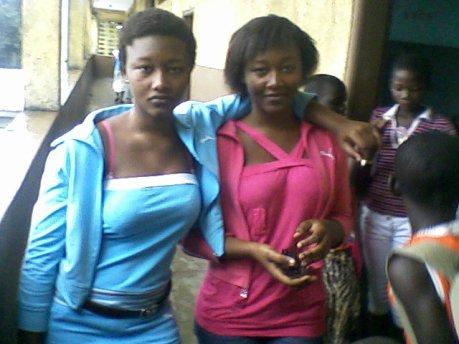 colombe et sa soeur