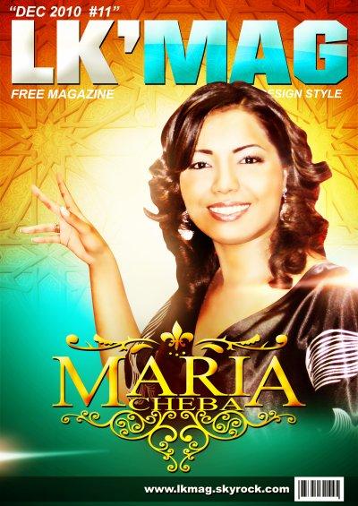 LKMAG#11 DECEMBRE 2010 SPECIAL CHEBA MARIA