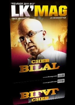 LK MAG avec CHEB BILAL et Un dossier spécial CHEBA SABRINE