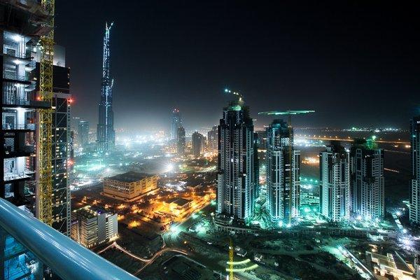 Dubaï , le rêve .