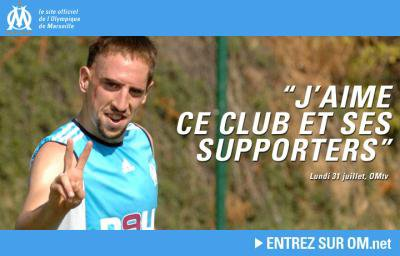 OM-Bayern, le «rêve» de Ribéry