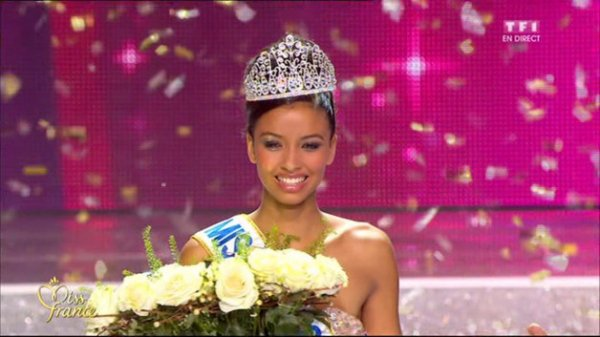 Miss Orléanais élue Miss France.