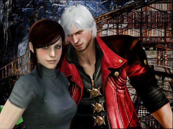 Dante X Claire