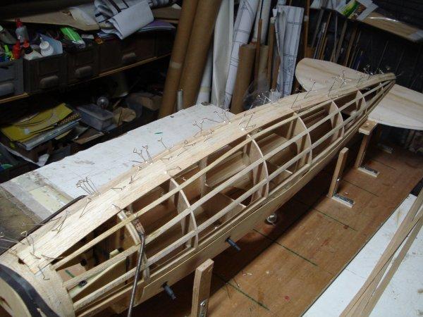 Coffrage inférieur du fuselage