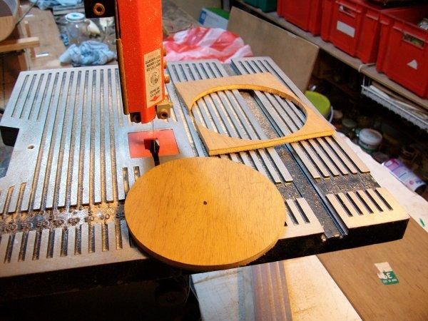 Construction du cône d'hélice