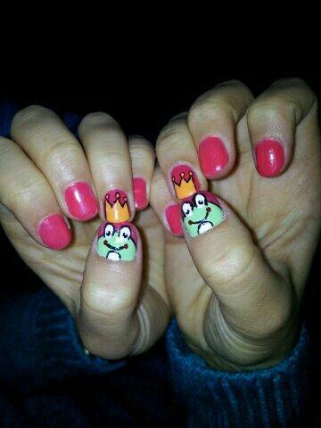 Des ongles --- Une passion ! :p