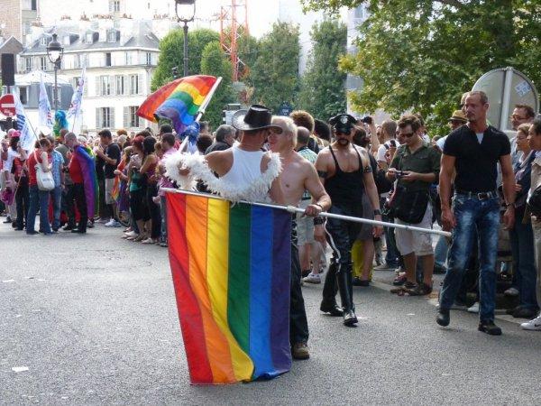 Gaypride 2011 haute en couleurs....