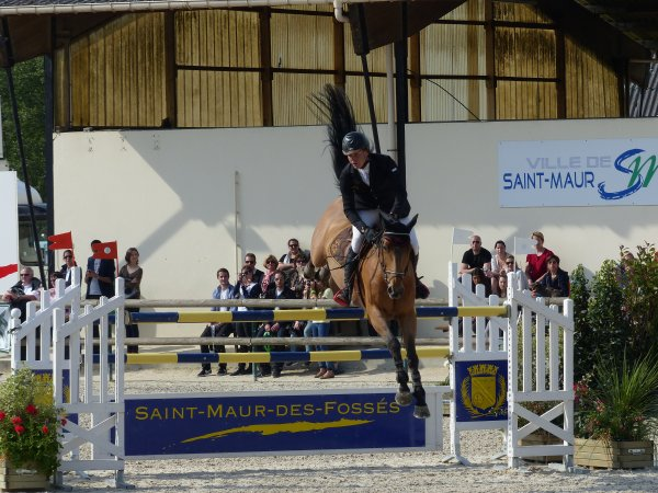 CSO national Club Hippique Bagaudes /Marolles /2014