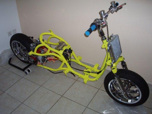 Spitro bicylindre bidalot