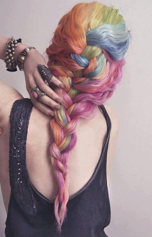 Les multicolor, Je KIFF <3