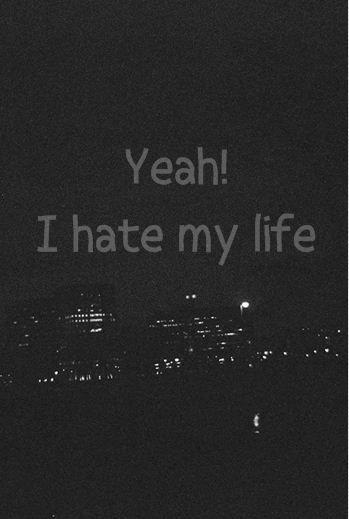 Chapitre 3 | i hate my life.