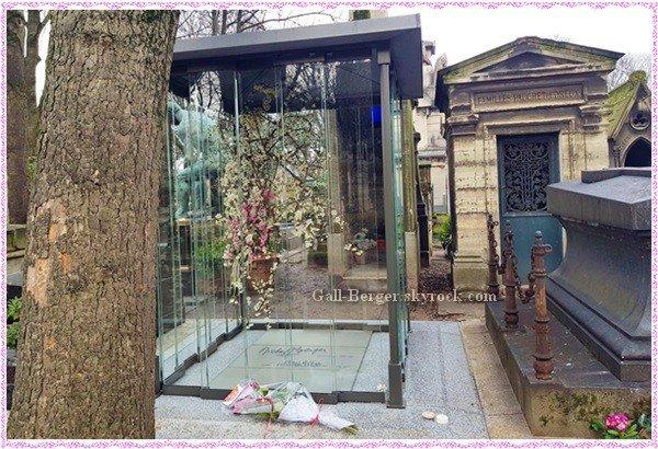 """France Gall : un enterrement au cimetière de Montmartre """"dans l'intimité"""""""