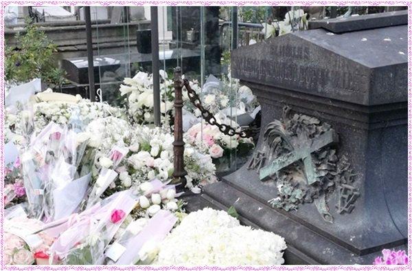Mort de France Gall: Ses fans viennent lui rendre un dernier hommage