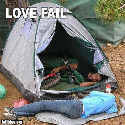 L'amour du camping