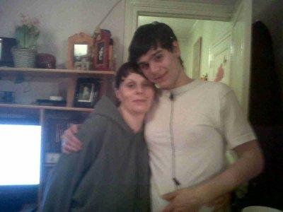 Ma mère & Moi.