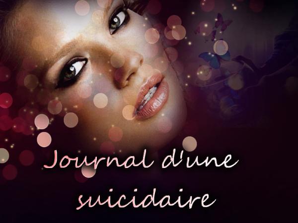 Journal d'une suicidaire.