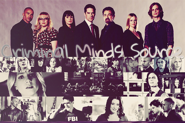 Criminal Minds Source