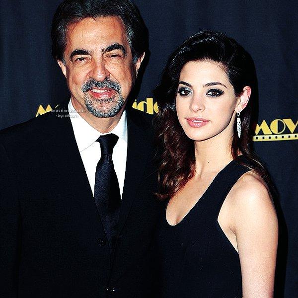 * 15/02/2013-  Joe Mantegna et sa fille au '21st Annual Movieguide Awards' en Californie  *