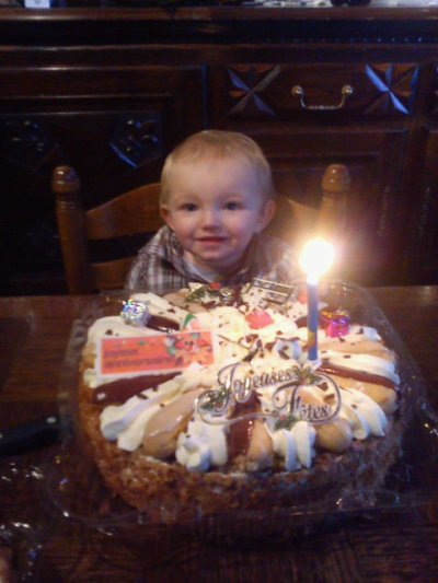 mon fils a c 1 an