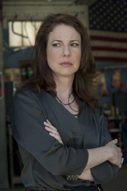 LIFE : Lieutenant Karen Davis - Robin Weigert