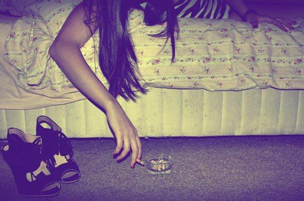 Se séparer, ce n'est pas quitter quelqu'un, c'est se quitter tous les deux. [Sacha Guitry]