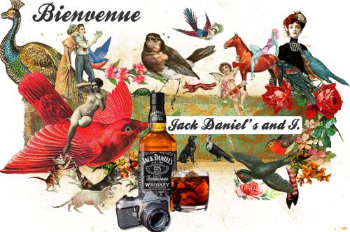 Jack Daniel's and I.