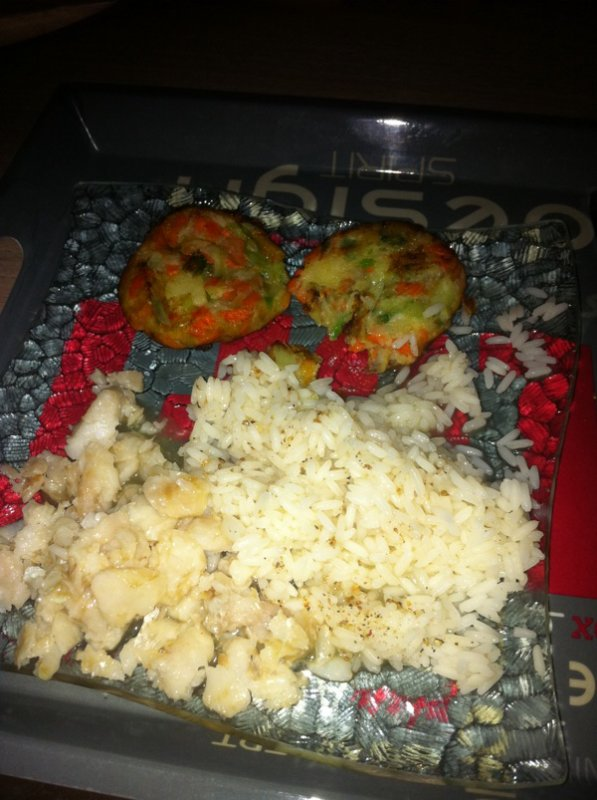Repas du soir ma nouvelle vie pour 2012 mon anneau for Repas du soir original
