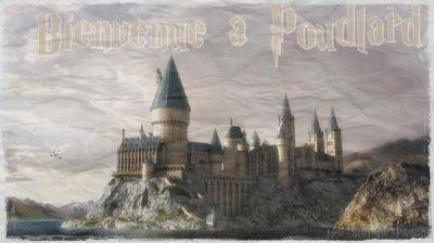 Bienvenue à l'École de Magie et de Sorcellerie de Poudlard
