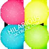 --4e version monocolonne sur Hilarious : Novembre 2013 ‣ ?--