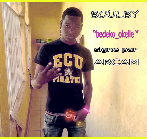 BOULBY (bèdeko_okelle) Prod By ARCAM (2016)
