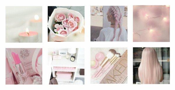 INSPI - rose pastel