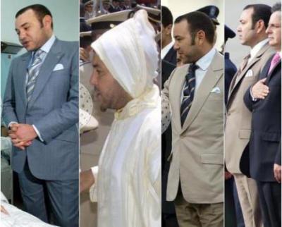 Sa Majesté Le Roi  Mohammed VI