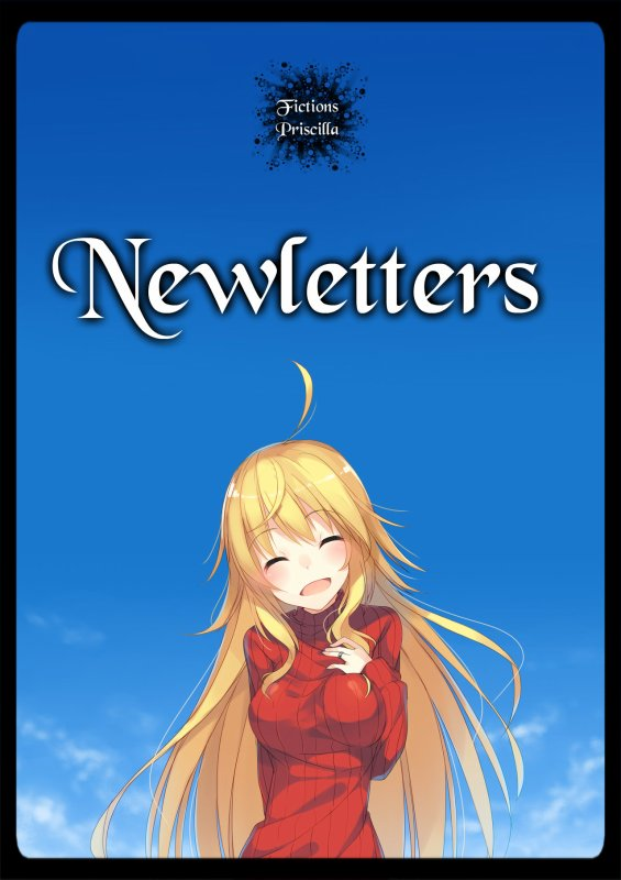 ★Mes Newletters★