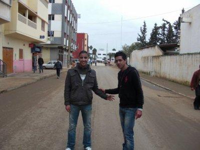 ahmed et moi