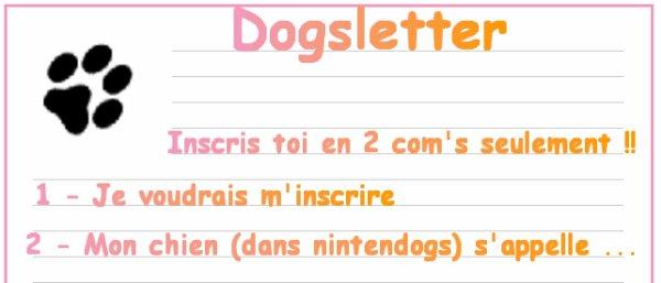 Pass de la Dogsletter
