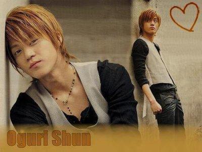 """Acteur principaux """"Oguri Shun''"""