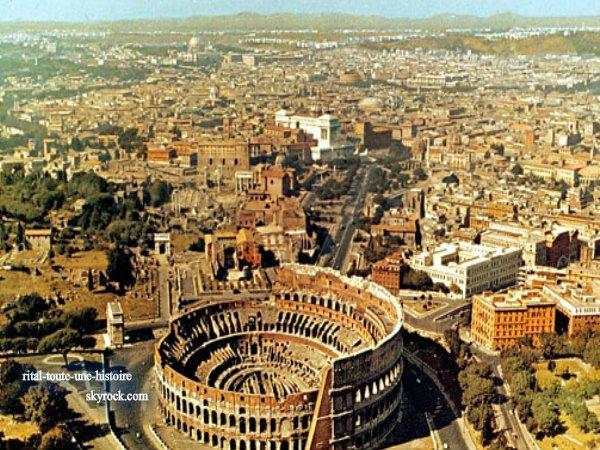 L'Italie avant et pendant Rome