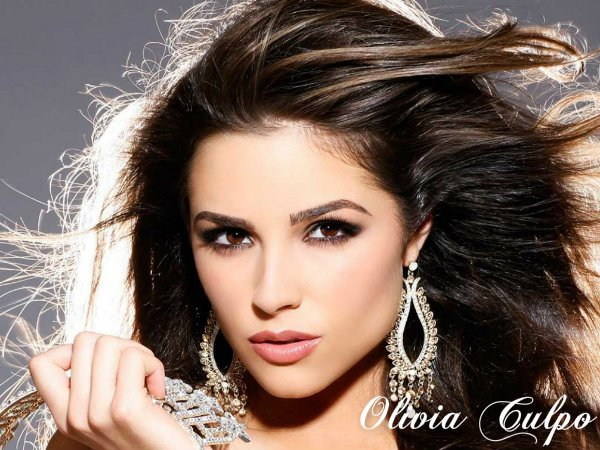 Olivia Culpo : Miss Univers 2012 !