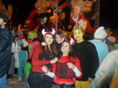 Carnaval, c'était juste géant ! :D
