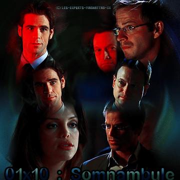 ~ CSI : NY ♥ 01x09 - 01x10 Créations - Décorations